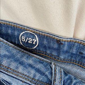 Fox Shorts - SALE! FOX- Dylan Jean Shorts size 5/27